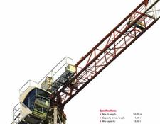Terex tower crane CTT 91-5