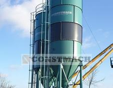 Constmach cement silo 50 TONNES CAPACITY CEMENT SILO FOR SALE