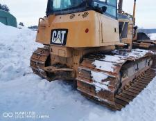 Caterpillar bulldozer D6K