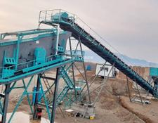 Constmach batcher Vibrating Screen Manufacturer - Leading Producer of Turkey.