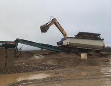 Powerscreen batcher 2100