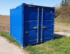 Containex LC8, 8´Fuß, Stahl-Lagercontainer