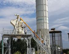 Constmach cement silo 100 TONNES CAPACITY BOLTED TYPE CEMENT SILO, AVAILABLE FROM STOC