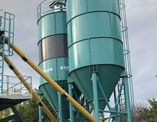 Constmach cement silo 75 TONNES CAPACITY BOLTED TYPE CEMENT SILO FOR SALE