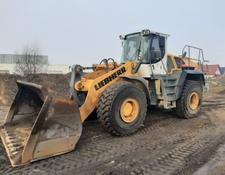 Liebherr wheel loader L580 2+2