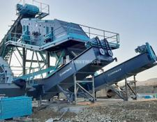 Constmach batcher Sand Washing Plant | Spiral Washer Machine For Sale