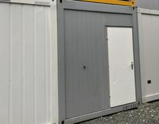 SiKo Hannover Raumcontainer mit Starkstrom 6m x 2,45m