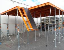 Baukrane Formwork Aluminium System (compatible with TOPEC)